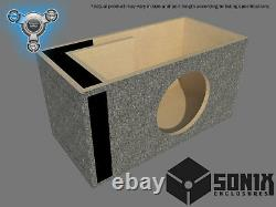 Stage 1 Ported Subwoofer Mdf Enclosure For Jl Audio 13w7ae Sub Box