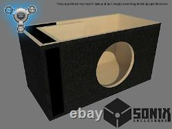 Stage 1 Ported Subwoofer Mdf Enclosure For Sound Qubed Hdc3.112 Sub Box