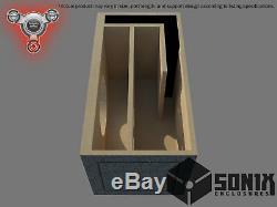 Stage 2 Ported Subwoofer Mdf Enclosure For Jl Audio 10w6v3 Sub Box