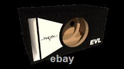 Stage 2 Special Edition Ported Subwoofer Box Skar Audio Evl-12 Evl12 12 Sub
