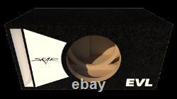 Stage 2 Special Edition Ported Subwoofer Box Skar Audio Evl-15 Evl15 15 Sub