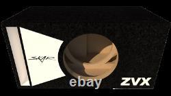 Stage 2 Special Edition Ported Subwoofer Box Skar Audio Zvx-12v2 Zvx12 V2 Sub