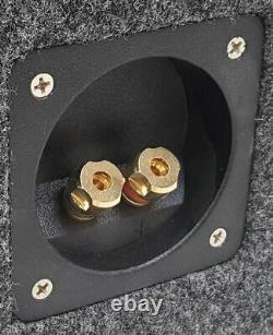 Stage 2 Special Edition Ported Subwoofer Box Skar Audio Zvx-18v2 Zvx18 V2 Sub