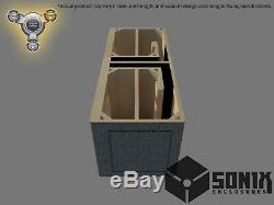 Stage 3 Dual Ported Subwoofer Mdf Enclosure For Sundown Sa10 Sub Box