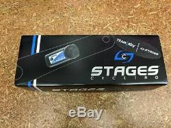 Stages Power Meter Shimano 105 5800 170mm Gen 3 (Model 158L-CB) NEW IN BOX
