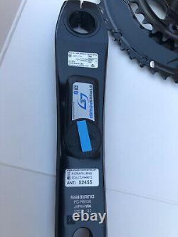 Stages Single Left Power Meter Gen3 Dura Ace Crankset 50-34 172.5 New In Box