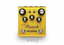 Strymon Riverside Multi-stage Drive pedal New In Box Free Shipping in the USA
