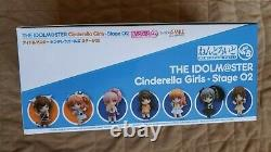 The Idolmaster Cinderella Girls Stage 02 Figures Nendoroid Puchi Petit Box Seal