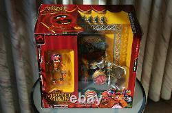 The Muppet Show 25 Years Electric Mayhem Stage with Animal Series 2 NEW in BOX