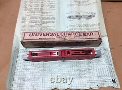 UNIVERSAL MEC TEXAN Single Stage Powder Charge Bar NEW in BOX