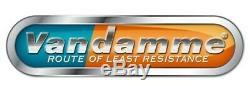 Van Damme DB-25 To Stage/Wall Box. DSUB To Neutrik Multicore, 8 x Female XLR PRO