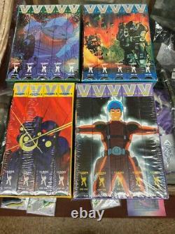 Votoms Stage 1-4 VHS Box Sets Anime Box Set U. S. Manga Corps Factory Sealed