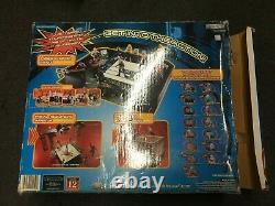 WWF WWE Jakks Entrance Stage Electronic Light Sounds Wrestling Playset, NEW OB