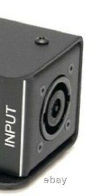 Whirlwind SBNL14442 Speakon Speaker Splitter Box 1 NL4 to 4NL4 stage box