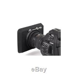 Wooden Camera 2-Stage Clamp-On 4x5.65 Zip Box for 80-85mm Lenses #241600