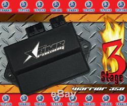Yamaha WARRIOR 350 CDI Ignition Performance REV BOX aftermarket AMRRACING STAGE3