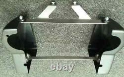 ZRX1200 ZRX 1200 ZRX1200R K&N Pod Airbox Cover Bracket Set Stage 3 DynoJet KWICK