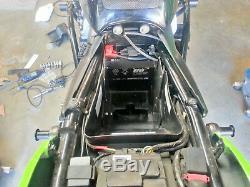 ZRX1200 ZRX 1200 ZRX1200R Underseat Storage Box Stage Jet 3.0 K&N Big Ass Box